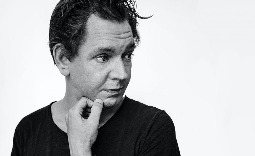 Florian Meimberg – Kopf nach rechts gedreht