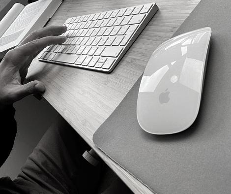 Mouse und Tastatur - Storytelling für IT-Unternehmen